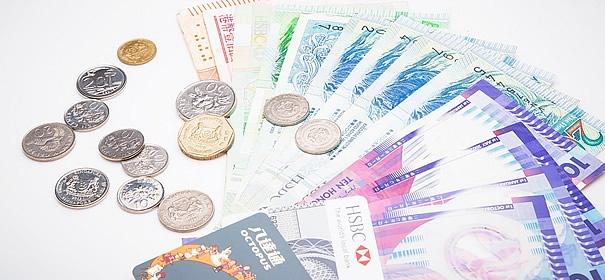 外貨の画像